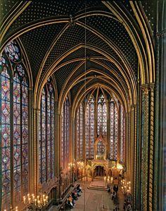 Sainte-Chappelle, Paris