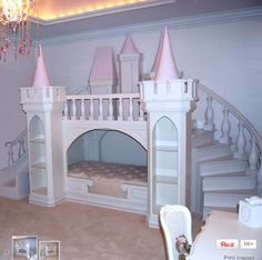 Makes me want to have another daughter just so we could build this for her!