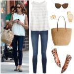 GET THE LOOK {OLIVIA PALERMO},design darling