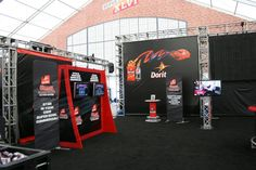 Ahhh, the Super Bowl.   Great installation and experience with Team Epic, The Marketing Arm, Doritos, and PepsiMAX.