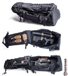 Coolest Gun carry pack I've seen