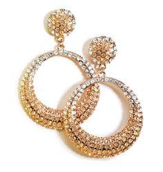 Avon: mark Glisten Up Earrings
