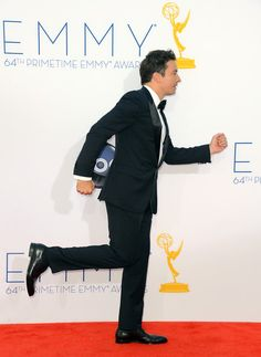 Jimmy Fallon Photo - 64th Annual Primetime Emmy Awards - Arrivals
