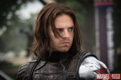 Captain America The Winter Soldier - Sebastian Stan