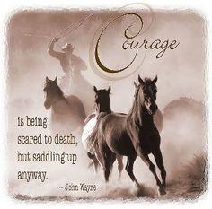 thanks John Wayne