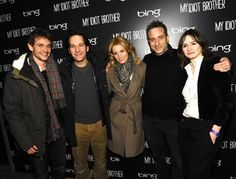 Celebs toast My Idiot Brother film at Sundance