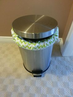 Liner for cloth diapers. Obviously my kids never used cloth diapers... But this would be so easy to just throw in the washer then!