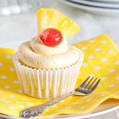 Jello Shot Cupcake