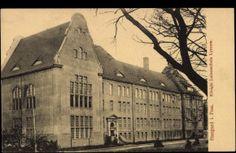 Stargard Szczeciński Stargard Pommern, Königin Luisenschule Lyzeum