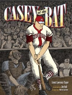 Casey at the Bat (Dover Children's Classics) by Ernest L. Thayer. $6.99. Publication: March 14, 2012. Reading level: Ages 7 and up. Series - Dover Children's Classics. Publisher: Dover Publications (March 14, 2012)