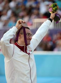 Ádám Marosi - He is a Hungarian Modern pentathlete. He won the 2009 World Modern Pentathlon Championships in London. He competed in the 2012 Summer Olympics where he won the bronze medal.
