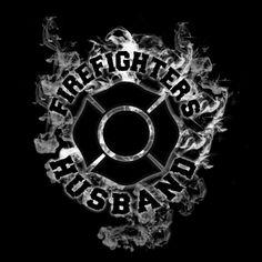 Firefighters Husband Tshirt | Womens Apparel | Firefighter.com (He better proudly wear it!)