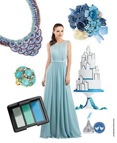 7 Amazing Aqua Wedding Ideas