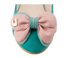 so sweet! #shoes #flats