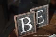 BE Bookends, $28 - cottage moon