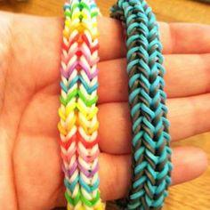 Rainbow Loom Pattern Library