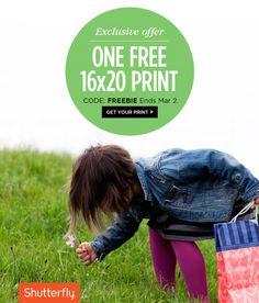 pictur, march, 16x20 print, stuff, prints, shutterfli save