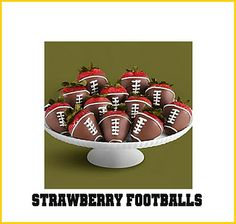 Great food for Super Bowl Parties!