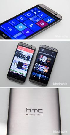 We took a look at how the Windows version of the HTC M8 compares.