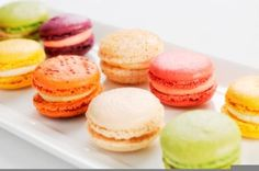 Belle Époque Macaroons ARE as good as they look. www.emporiumhotel.com.au