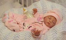 Adorable reborn baby girl Ashtin--Jo-- a Linda Murray craddle kit