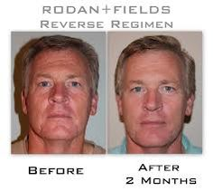 Rodan and Fields skin care - Great for the men too!!!
