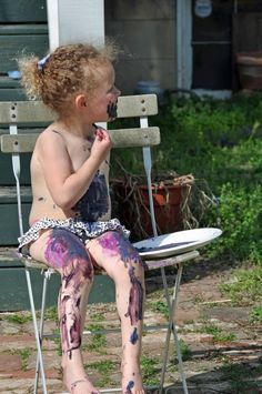 body paintings, kitsch kid, bodi paint