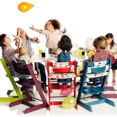 Join the Stokke Tripp Trapp party!  #SocialCircus
