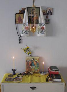 Orthodox Icon Corners