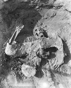 University of California Anthropologist Study Ancient Giant Human Remains