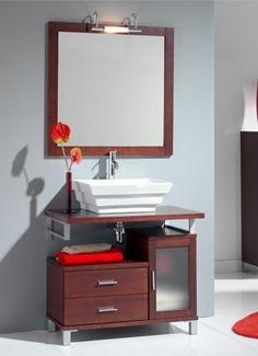 Muebles de baño Alba
