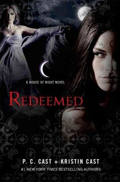 Redeemed by P.C. Cast and Kristin Cast - In the final novel of the best-selling series, Neferet has finally made herself known to mortals and only Zoey Redbird has access to the type of power that can vanquish the Dark Goddess, but because of the consequences of using Old Magick, Zoey is unable to help, leaving the outcome of the epic battle of Light versus Darkness in question.
