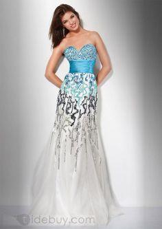 Long prom dress :)