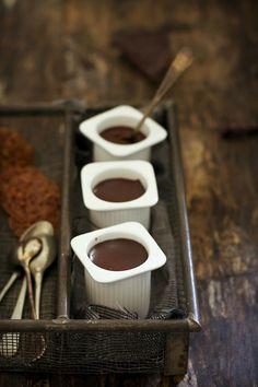 Chocolate Pot de Crème