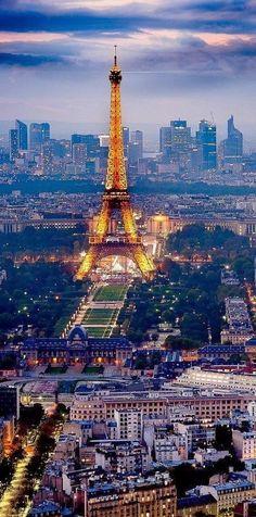 Paris always seems to sparkle