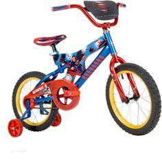 "Huffy DC Superman 16"" Boys Bike - Walmart.com"