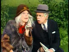 THE CAROL BURNETT SHOW -- Steve Martin and Betty White ( 11th Season )