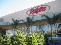 Ralphs Grocery.