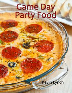 25 decadently addictive game day party food recipes!