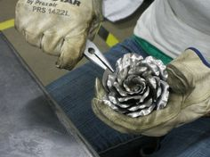 junk yard art ideas   art horseshoe art heat treatment wire sculpture and blacksmithing are ...