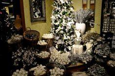 Christmaholic.nl » Kerst 2012: trends, versiering, tips & inspiratie! » Trend Kerst 2012: Landelijk, romantisch & sneeuwwit