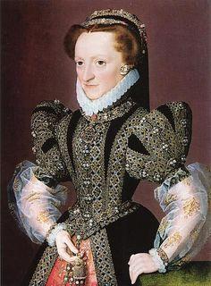 Christina of Denmark 1568