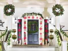 Now let's step inside HGTV's #HolidayHouse where designer @Casey Noble is sharing her own design projects, decorating tips, and gift ideas.