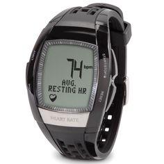 The All Day Fitness Watch - Hammacher Schlemmer