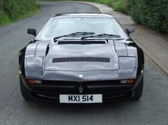 1982 Maserati Merak SS
