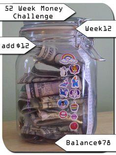 The 52 Week Money Challenge