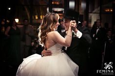 Bride and Groom Firs