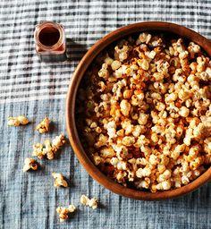 Smoked paprika popcorn | Eat Your Greens