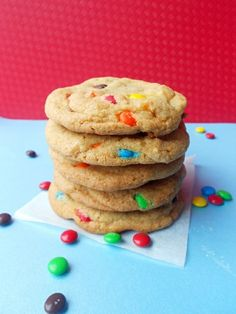 Chewy M Cookies