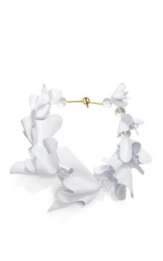 Plastic And Glass Bead Necklace by Suno for Preorder on Moda Operandi